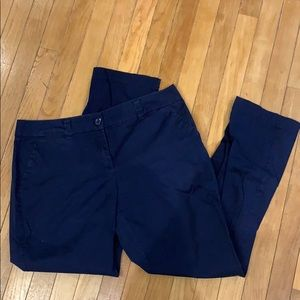 New York and company cropped pant